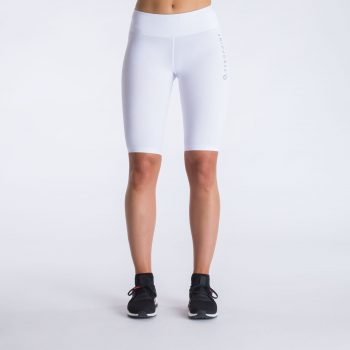 power-compression-shorts-white-front