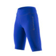 POWER COMPRESSION SHORTS BLUE WOMEN
